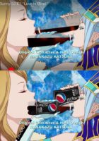 Tiger & Bunny sin product placement